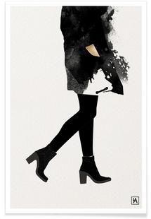 BB Mood - Andriana Chunis - Premium Poster