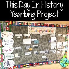 One difficulty I have faced teaching social studies is figuring out how to help my students connect with events from the past. I want my students to be able to go beyond just reading about historical
