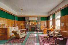 Adolf Loos | Dr Josef Vogl's apartment, 1929, 12 Klatovska Street