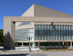 Meyerson Center. Dallas. I.M. Pei, architect.