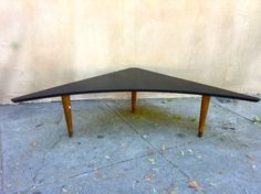 Splurge? mid century coffee table $235, This Is Not Ikea (one of my fav antique shops downtown)