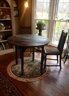 Breakfast Nook Table, Small - $195