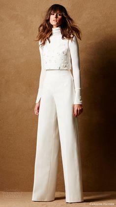 Caroline Hayden Fall 2016 Collection — Wedding Dresses & Bridal Separates