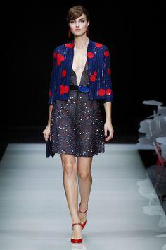 Giorgio Armani Primavera / Verano 2016 Fashion Show