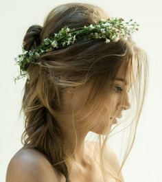 30 Romantic Wedding Hairstyle Ideas From Pinterest | Dailymakeover