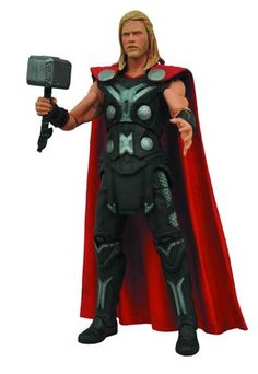 #Marvel Select #Avengers #AgeOfUltron #Thor Action Figure - Midtown Comics