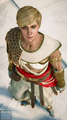 Hottest Video Game Characters, Assassins Creed Odyssey, Warrior Girl, Anime Meme, Assassin's Creed, Male Beauty, Cosplay Costumes, Character Inspiration, Warriors
