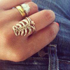 rib ring <3 // honestlyWTF