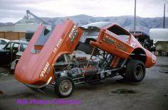 GAS RHONDA from Davis Ford.  Bitchin' Funny Car....!