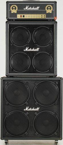 Marshall Introduces Lemmy Kilmister Bass Head