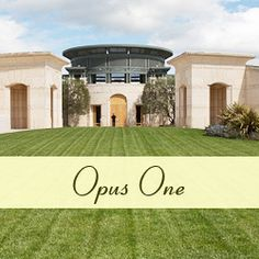Opus One - Napa, Ca. Incredible wine and grounds.