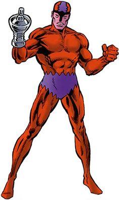 Klaw - Marvel Comics - Master of solid sound