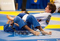 Rafael Mendes bow and arrow choke