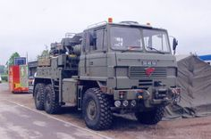 Whether it be the history, the equipment, the uniforms, but above all my main passion has been military vehicles Army Vehicles, Military Equipment, Tow Truck, Commercial Vehicle, British Army, Tanks, Recovery, Badge, Monster Trucks