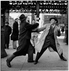 Elliott Erwitt, NYC 50's