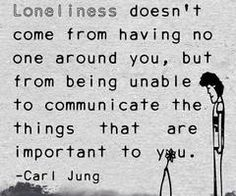 Loneliness  | Carl Jung