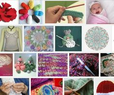 Crochet N More web site - Tons of different crochet patterns