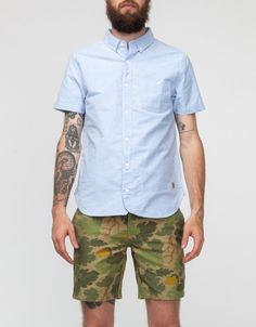 Oxford Shirt - Native Youth