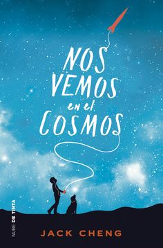See you in the cosmos by Jack Cheng. Eleven-year-old Alex Petroski, along with his dog, Carl Sagan, makes big discoveries about his family on a road trip and he records it all on a golden iPod he intends to launch into space. Carl Sagan, Reading Lists, Book Lists, Cosmos, Good Books, Books To Read, Free Books, All The Bright Places, Book Cover Design