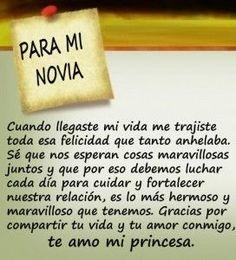 Cartas De Amor Cortas Y Bonitas 1: