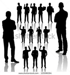 Free vector Silhouettes of people standing, sitting, walking with umbrellas and hats, with baggages and bags, different ages and occupations. This is a sample of full pack which contains 200 designs. Download full pack visit - http://all-silhouettes.com/common-people/. All Free Download Vector Graphic Image from category Human Silhouettes. Design by All-Silhouettes.com. File format available Ai.  Vector tagged as      3D people thumbs up, ant silhouettes, attractive businesswoman, bicycle…