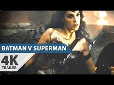 Batman vs Superman: Dawn of Justice 4K Trailer #3 (2016) Ben Affleck, Henry Cavill - YouTube