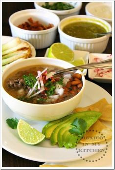 Carne en su jugo - Meat cooked in its own juices // MEXICO IN MY KITCHEN