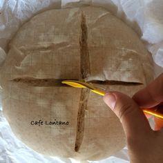 CafeLontano Usulü Ekşi Mayalı Ekmek ya da ekşi mayalı ekmek üzerine bir güzelleme | CAFE LONTANO Biscuits, Rez, Desserts, Food, Crack Crackers, Tailgate Desserts, Cookies, Deserts, Essen
