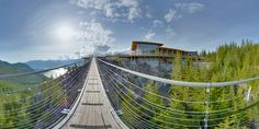 Yuss! Did this hike in July - Sea to Sky Gondola_ Sea to Sky suspension bridge  Leanne, Twistick