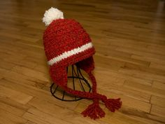 crochet pattern for toboggan/beanie | Adult Hat Crochet Pattern Quick and Easy Beanie Toboggan Earflap ...