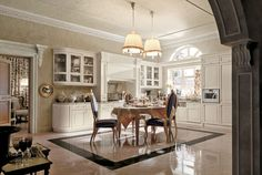 Pin by Gypsy888 on Luxury Kitchens | High Quality Cabinets | Big ...
