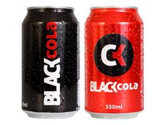 BZ Advertising releases on Brazilian market, a new Cola Beverage with a minimalist visual PD