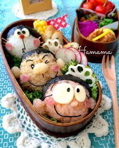{0E8EF759-A21C-4719-85E4-3E4F3DE52969} Bento Box Lunch For Kids, Bento Kids, Cute Bento Boxes, Japanese Food Art, Japanese Lunch Box, Kawaii Cooking, Anime Bento, Fruit Cupcakes, Kawaii Bento