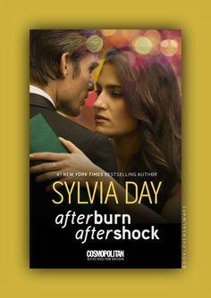Duology Jax & Gia (2 in 1) by @sylvia_day special movie editions coming oct 30!... Movie: starring @caitlinleahy and @wtylerjohnson coming in Nov 3, 2017! from @passionflix I love it the covers!  Check the web of Sylvia: http://www.sylviaday.com/films/afterburn-aftershock/