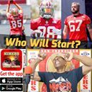 """Download the Ronbo Sports app to join the show Starting at Jun. 18, 7:00 PM PDT Watch Live: https://youtu.be/_qyhL7LWLhU Carlos Hyde is feeling the pressure of Joe Williams, Matt Breida, Kapri Bibbs and Tim Hightower that who knew he was experiencing! In a recent interview he was quoted saying any one of those guys could start. He followed that up with """"I want to start"""" The running back corp is the hottest in camp no doubt about it . George Kittle is quickly impressing the coaching staff and…"""