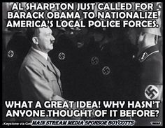 Heaven help the USA if Al Sharpton's whines ever influence national decisions.