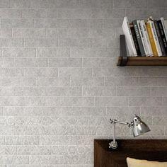 Metropolis Grey Grey Glass Kitchen Tiles Wall Tiles - Shop | Tileflair