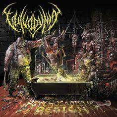 Vulvodynia - Psychosadistic Design 2016. Awesome album by an awesome Brutal Slam/Death Metal band.