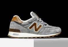 New Balance's retro runners have taken on the theme of exploration before, whether it was trekking through wooded road less traveled or exploring the urban landscape with a unique sensibilities geared toward outstanding tonal qualities. Now the Massachussets based running … Continue reading →