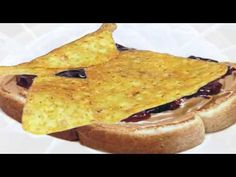 The PBJD (Peanut Butter Jelly and Dorito sandwich) Nacho Cheese, Conformity, Food Combining, Jelly, Peanut Butter, Sandwiches, Shades, Ethnic Recipes, Sunnies