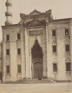 Süleymaniye Camii Sébah & Joaillier / 1890