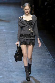 Dolce & Gabbana - Milan Fall 2010