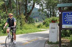 Radweg Tarvisio - Kranjska Gora Brain, Cycling, Kitchen Appliances, The Brain, Diy Kitchen Appliances, Home Appliances, Biking, Bicycling, Ride A Bike
