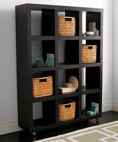 Simple yet classy & practical for dividing living & eating spaces.