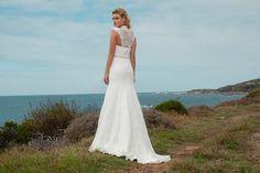 "Brautkleid Osaka aus der Marylise Brautmoden Kollektion 2015 :: bridal dress from the 2015 Marylise collection ""Les nouvelles femmes"" by Misolas"