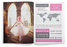 ROCK N ROLL BRIDE, Media Kit Design