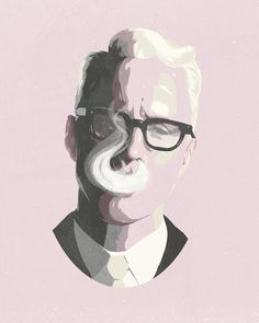 Roger Sterling from AMC's 'Mad Men'