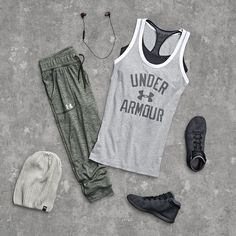 For all the hours in your day. The UA Favorites Collection has you covered anytime, anywhere.