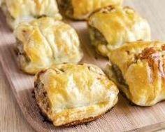 Friands à la saucisse (facile, rapide) - Une recette CuisineAZ