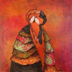 Delphine blais, artiste peintre Bordeaux